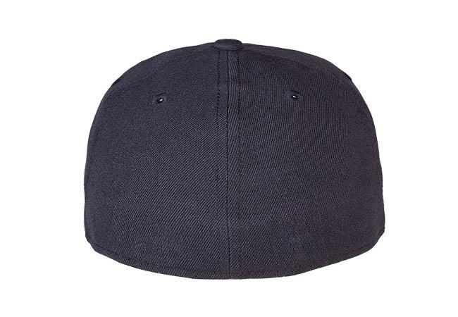 Snapback Cap Schwarz 780 Rückseite